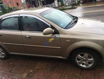 Cần bán lại xe Daewoo Lacetti năm 2005, màu vàng, giá chỉ 145 triệu