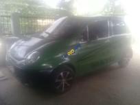 Bán Daewoo Matiz năm 2003, màu xanh lục xe gia đình, giá 70tr