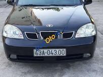Cần bán gấp Daewoo Lacetti năm 2005, nhập khẩu nguyên chiếc, 160 triệu