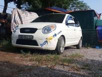 Bán xe Kia Morning năm 2010, màu trắng, xe nhập
