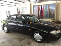 Bán Mazda 626 năm 1996, màu đen số sàn