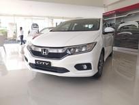 Honda Ôtô Thanh Hóa, giao ngay Honda City 1.5, đủ màu, đủ phiên bản, chỉ cần trả trước 100tr