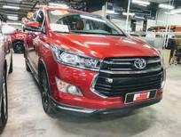 Toyota Innova Venturer 2018, xe bao đẹp, phụ kiện bao full, giá tốt bao Fix