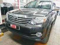 Bán Toyota Fortuner xăng 2.7 tự động 1 cầu, odo bao ít, chỉ 58K, bao test