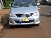 Cần bán xe Toyota Innova sản xuất năm 2010, màu bạc, nhập khẩu