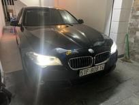 Bán ô tô BMW 5 Series 520i sản xuất 2015, màu đen, nhập khẩu