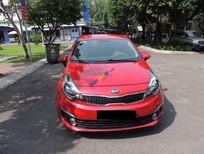 Ô tô Kia Rio 1.4AT năm 2015, màu đỏ, nhập khẩu, giá tốt