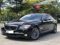 Bán BMW 7 Series 750Li 2013, màu đen, nhập khẩu chính hãng