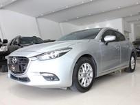 Bán Mazda 3 1.5AT năm sản xuất 2017, màu bạc như mới
