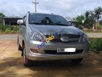 Cần bán gấp Toyota Innova G sản xuất năm 2007, màu bạc, nhập khẩu nguyên chiếc giá cạnh tranh