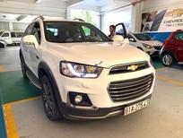Cần bán Chevrolet Captiva LTZ sản xuất năm 2016, màu trắng số tự động, 630tr