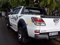Bán Mazda BT 50 sản xuất năm 2015, màu trắng, xe nhập xe gia đình, giá tốt
