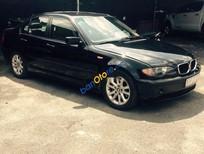 Bán BMW 3 Series 318i năm sản xuất 2003, màu đen ít sử dụng giá cạnh tranh