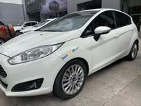 Cần bán xe Ford Fiesta Sport 1.5L sản xuất 2014, màu trắng giá cạnh tranh