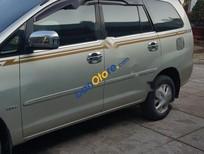 Bán xe Toyota Innova G sản xuất 2007 xe gia đình giá cạnh tranh