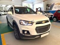 Cần bán lại xe Chevrolet Captiva Revv 2.4 sản xuất năm 2016, màu trắng số tự động giá cạnh tranh