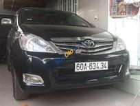 Bán Toyota Innova G sản xuất năm 2007, màu đen, giá chỉ 330 triệu