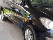 Cần bán Toyota Innova G năm sản xuất 2007, màu đen, giá tốt