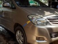 Cần bán Toyota Innova G-SR sản xuất 2010, 410 triệu