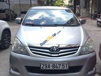 Cần bán gấp Toyota Innova sản xuất 2010, giá 375tr