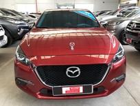 Bán Mazda 3 sản xuất 2017, màu đỏ, cam kết chất lượng, giá 645 triệu còn thương lượng