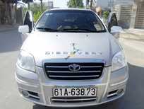 Xe Daewoo Gentra 1.5-SX năm 2009, màu bạc còn mới