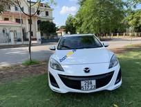 Bán ô tô Mazda 3 năm 2010, màu trắng, xe nhập xe gia đình, 389tr