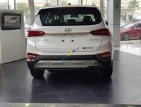 Cần bán Hyundai Santa Fe sản xuất 2019, màu trắng
