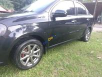 Cần bán lại xe Daewoo Gentra năm 2007, màu đen xe gia đình