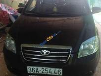 Bán Daewoo Gentra 2009, màu đen