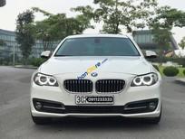 Bán ô tô BMW 5 Series 520i năm 2013, màu trắng, nhập khẩu