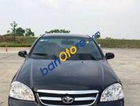 Bán Daewoo Lacetti sản xuất 2008, màu đen