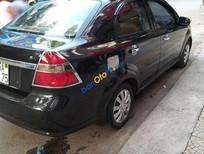 Cần bán Daewoo Gentra năm 2009, màu đen, nhập khẩu nguyên chiếc