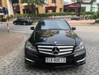 Xe Mercedes sản xuất 2012, màu đen, giá chỉ 736 triệu