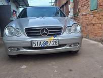 Cần bán Mercedes C200 sản xuất năm 2003, màu bạc, nhập khẩu, giá 220tr