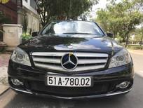 Xe Mercedes năm sản xuất 2009, màu đen