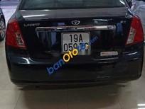 Bán xe Daewoo Lacetti năm sản xuất 2008, màu đen còn mới, giá 150tr