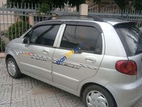 Bán Daewoo Matiz năm 2003, màu bạc, xe nhập xe gia đình