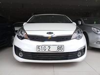 Bán Kia Rio 1.4 AT năm 2016, màu trắng, nhập khẩu nguyên chiếc số tự động