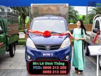 Xe Foton 990kg 2019, động cơ 1.5L, bán xe trả góp bao trọn gói