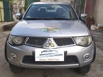 Cần bán Mitsubishi Triton 2010 GLS số tự động 2 cầu, máy dầu, nhập khẩu