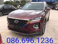 Bán ô tô Hyundai Santa Fe sản xuất năm 2019, màu đỏ