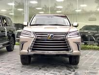 Cần bán Lexus LX 570 sản xuất 2019, màu vàng, xe nhập