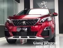 Bán Peugeot 5008 đỏ, turbo, giá ưu đãi nhất khu vực Đông Nai