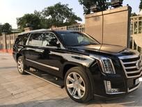 Bán xe Cadillac Escalade ESV Platinium năm sản xuất 2014, màu đen, xe nhập