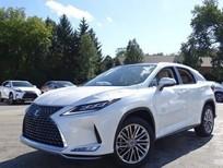 Cần bán xe Lexus RX350 Luxury 2021, màu trắng, nhập khẩu nguyên chiếc Mỹ, xe mới 100%