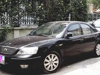 Bán xe mondeo 2.5 V6 AT 2005, chính chủ, màu đen