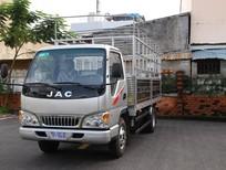Bán xe tải JAC 2.4 tấn thùng dài 4.4m, hỗ trợ vay trả góp 80%