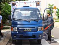 Bán xe tải JAC X5 1.25 tấn, thùng dài 3m2, đời 2019, miễn phí 100% phí trước bạ