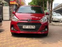 Cần bán Hyundai I10 1.2AT 2018, tên tư nhân một chủ từ đầu không dịch vụ